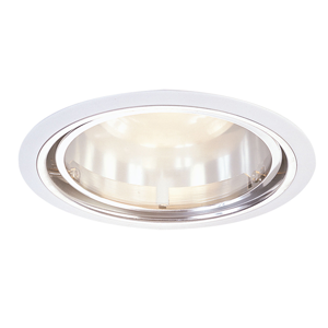 Low voltage recessed lighting bay world manfacturing white aloadofball Image collections